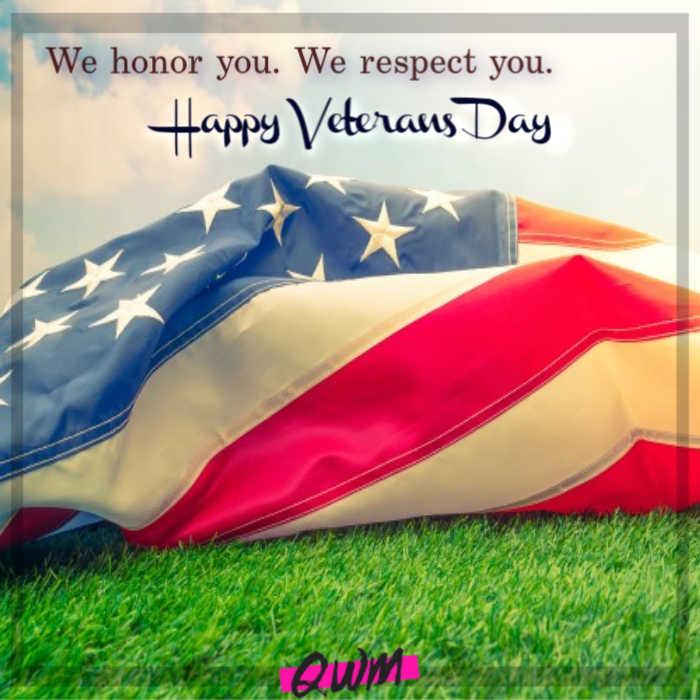 happy veterans day 2021