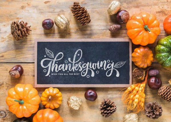 thanksgiving photos 2020
