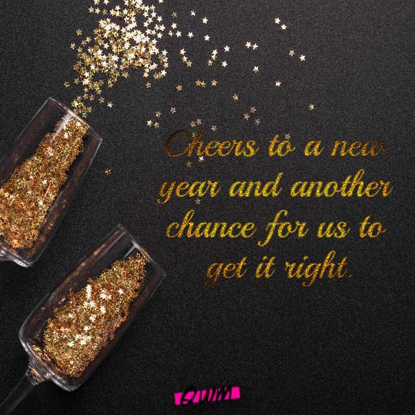 Happy New Year 2020 Status