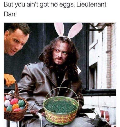 funny Happy easter egg memes