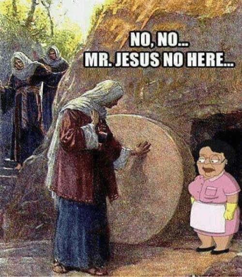 easter memes religious