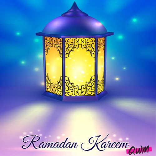 Happy Ramadan Kareem Images in Arabic Download