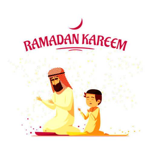 Ramadan Mubarak wallpapers in Urdu