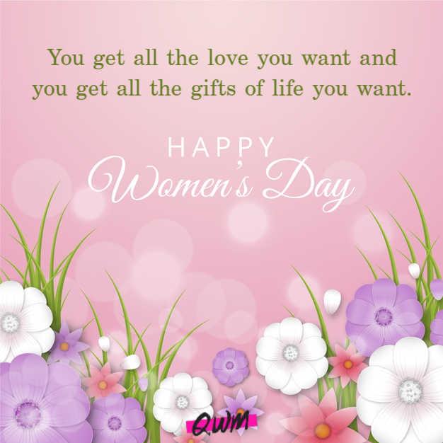 Best Women's Day Wishes 2021