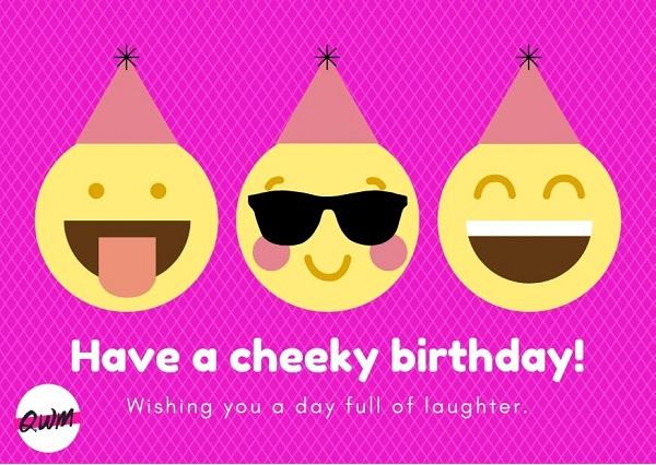 Brilliant Happy Birthday Status For Whatsapp Best Bday Status Video Funny Birthday Cards Online Overcheapnameinfo