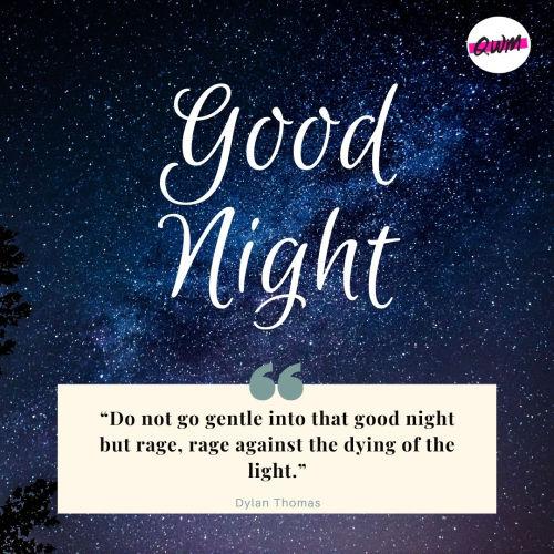 good night quotes romantic