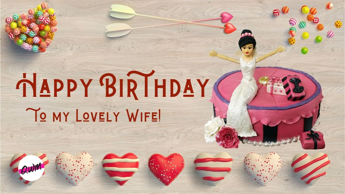 Best 2020 Birthday Wishes for Wife: Romantic Birthday Status, Funny Quotes & Birthday Messages for Wives