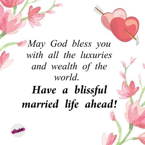 Religious Wedding Wishes