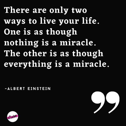 Albert Einstein Quotes on Love