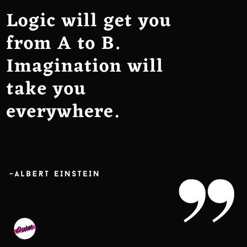 Albert Einstein Quotes on Imagination