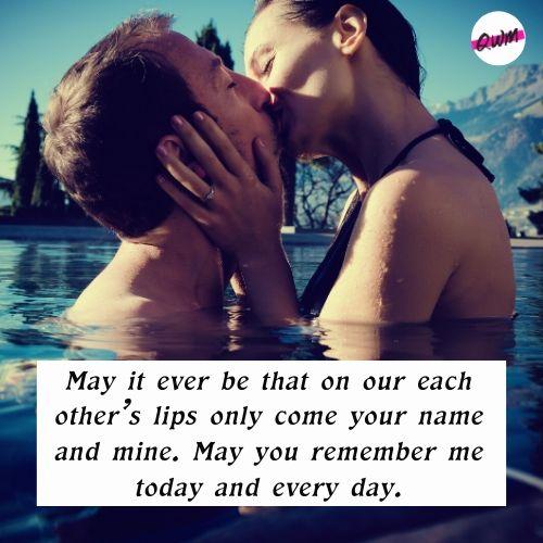 Romantic Honeymoon Messages