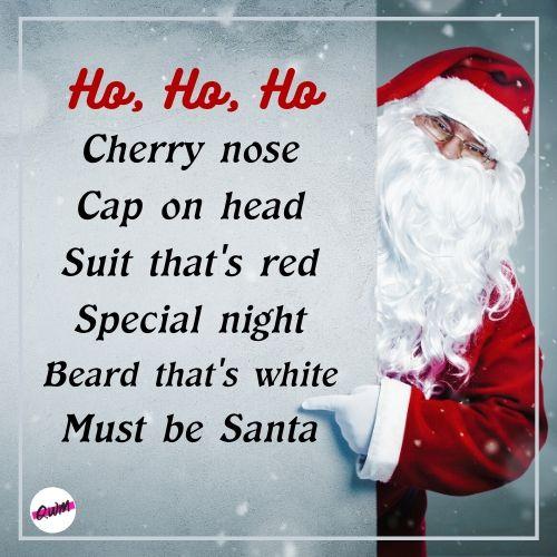 Christmas Image of Santa