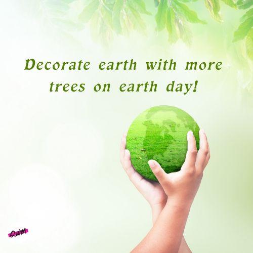 Happy Earth Day Slogans 2020