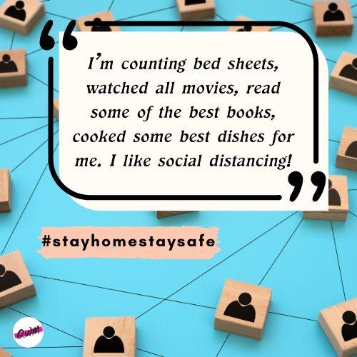 social distancing quotes instagram