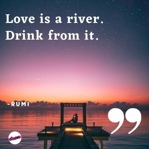 Rumi Quotes on Nature