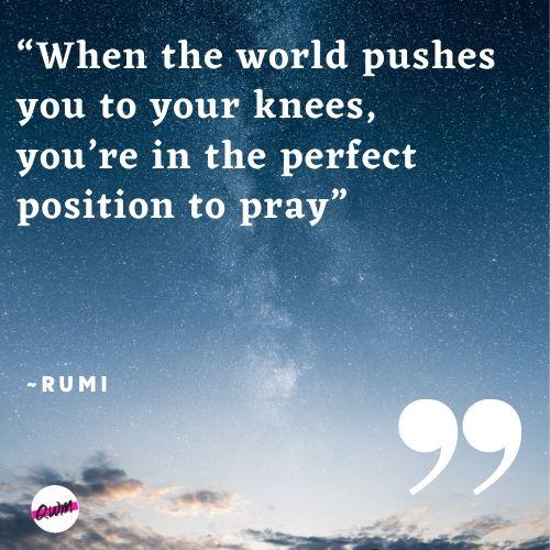 rumi quotes motivational