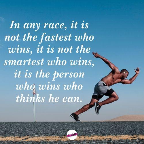 running a marathon quotes