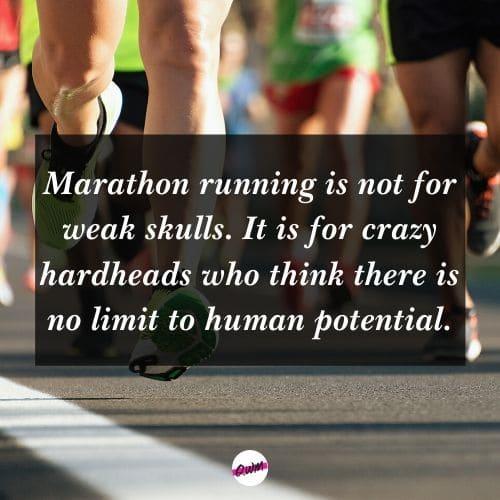 Best Running Marathon Quotes