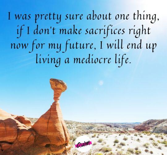 sacrifice quotes love