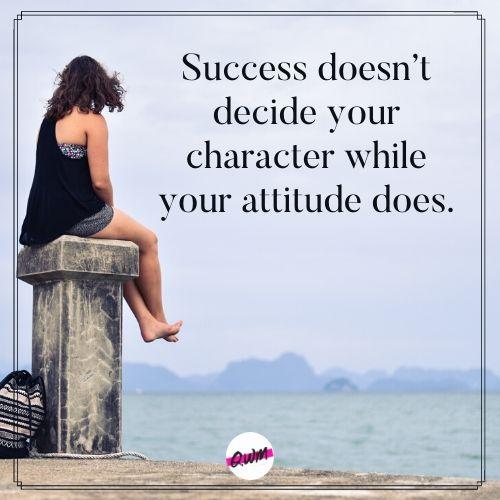 Achievement attitude quotes