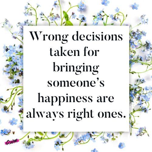 Best Decision Quotes