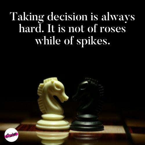 good decision quotes