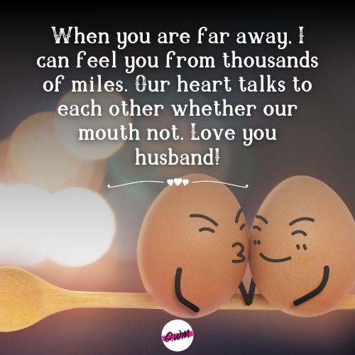 Emotional Love Messages for Husband