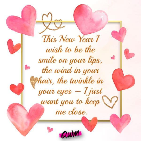 Happy New Year Love Status 2022