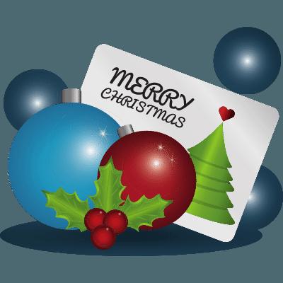 Christmas Jingle bells Clipart 2021