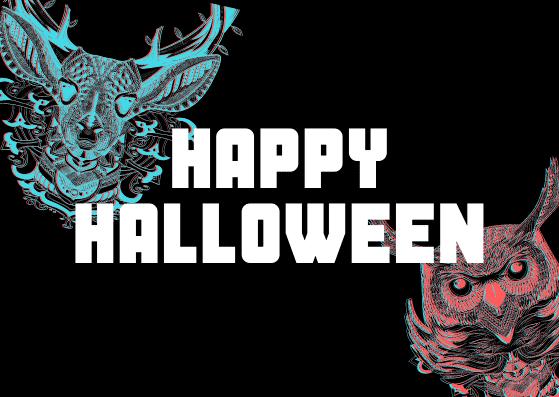 Happy Halloween Owl Pic