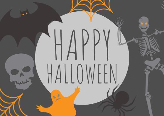 Booooo.. Happy Halloween Image