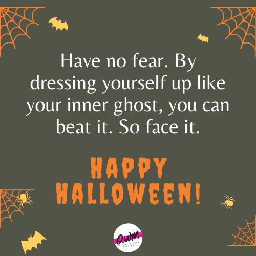 Happy Halloween Quotes Wishes
