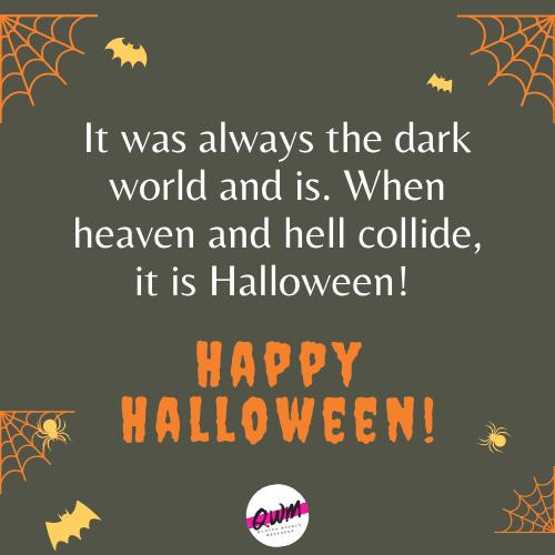 Happy Halloween Quotes 2021