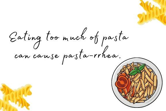 pasta jokes one liner