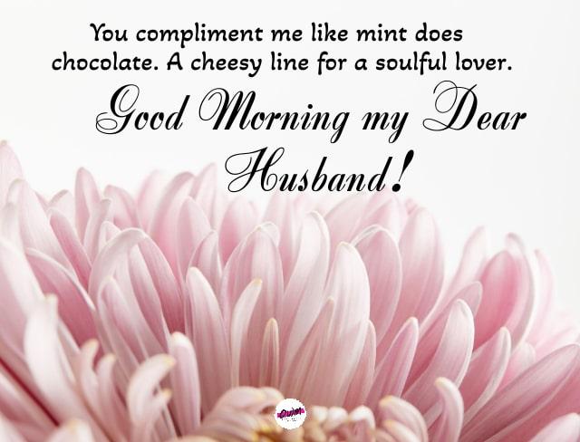 Good Morning Prayer Messages for Husband