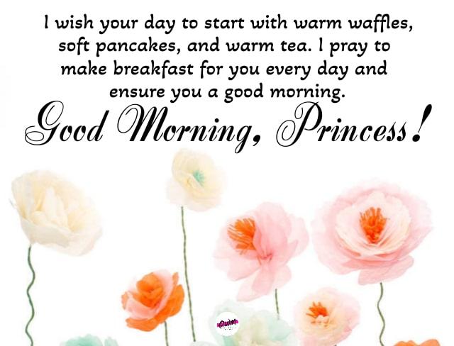 Good Morning Prayer Messages for Girlfriend