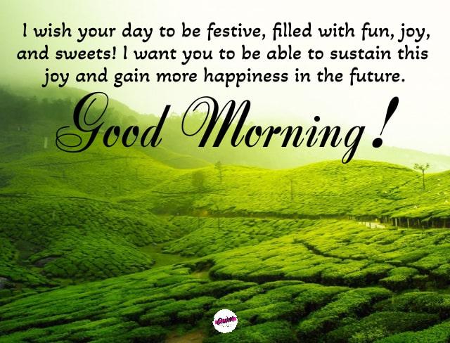 Good Morning Prayer Wishes